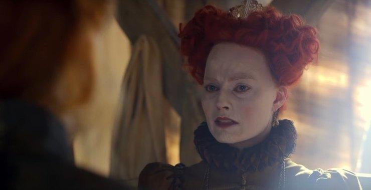 Кадр из фильма «Мария - королева Шотландии»