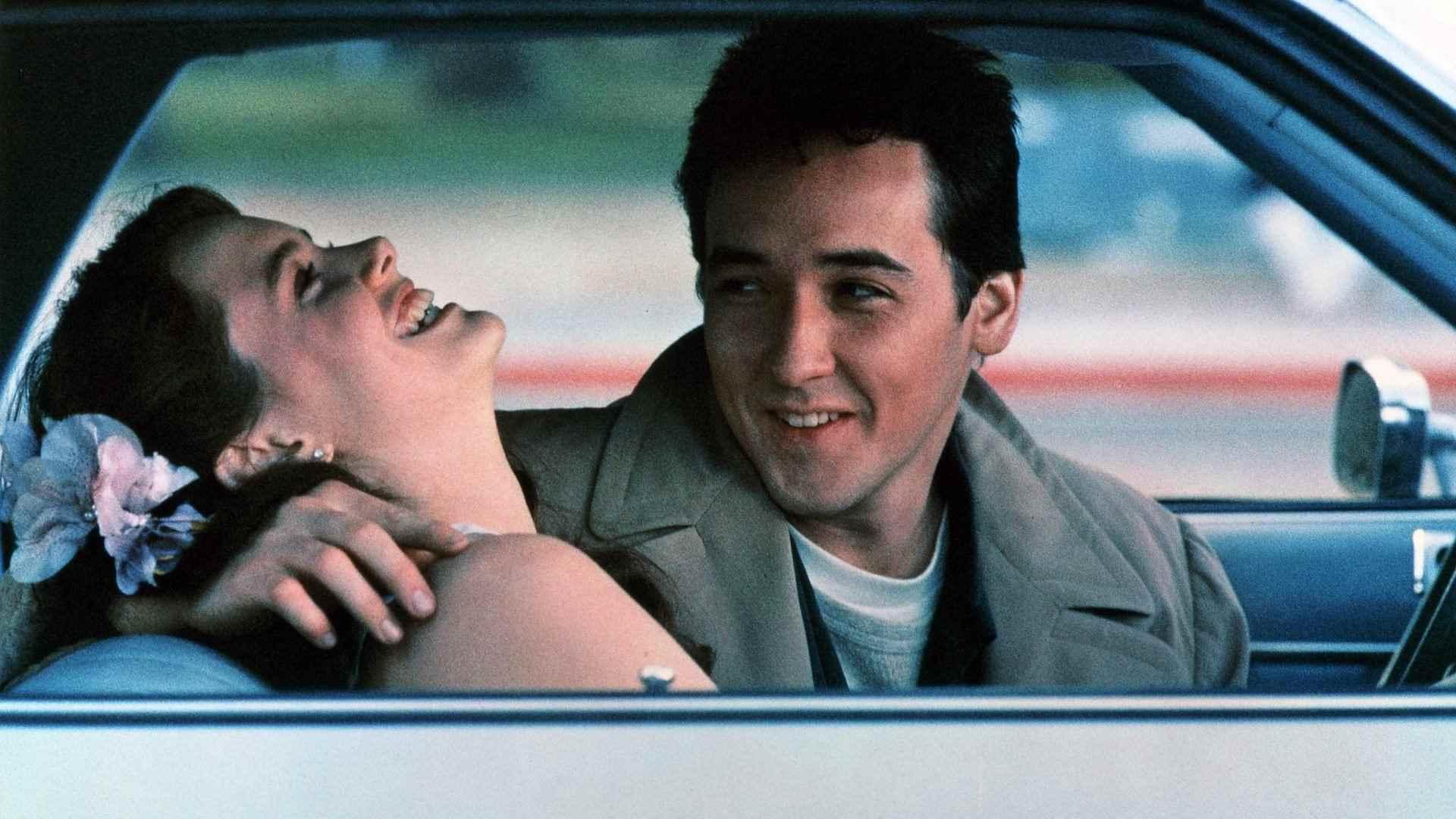Кадр из фильма «Скажи что-нибудь»