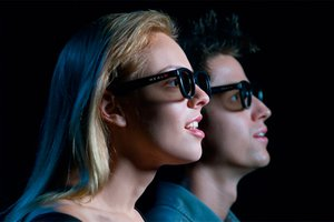 Телевизоры 3D, или Кино для очкариков