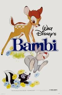 Постер Бэмби