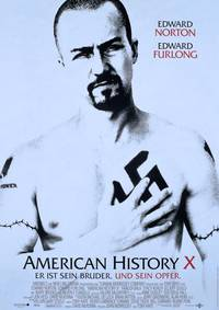 Постер Американская история Х