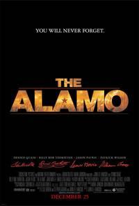 Постер Форт Аламо