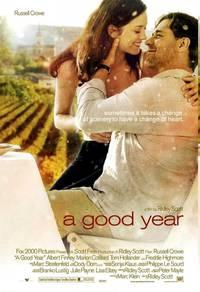 Постер Хороший год