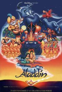 Постер Аладдин