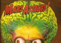 Постер Марс атакует!
