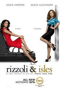 Постер Риццоли и Айлс