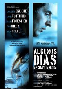 Постер Несколько дней в сентябре