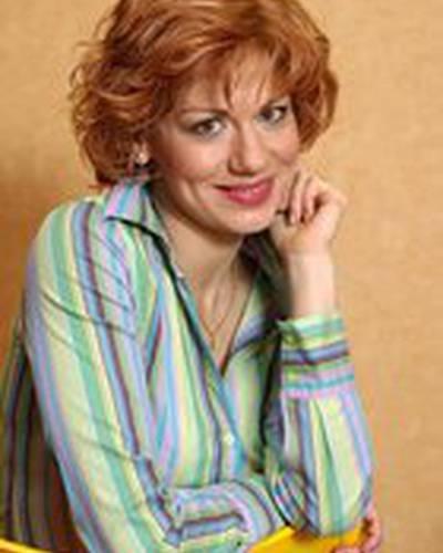 Елена Бирюкова фото