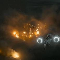 """Кадр из фильма """"Обливион"""" - 8"""