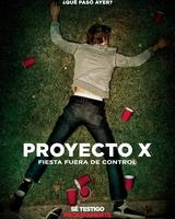 """Постер из фильма """"Проект Х: Ночь без родителей"""" - 3"""
