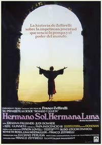 Постер Брат Солнце, сестра Луна