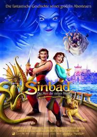 Постер Синдбад: Легенда семи морей