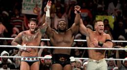 "Кадр из фильма ""WWE RAW"" - 2"