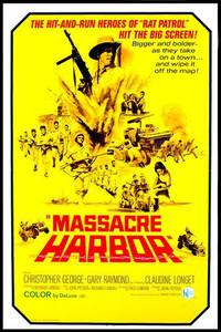 Постер Massacre Harbor