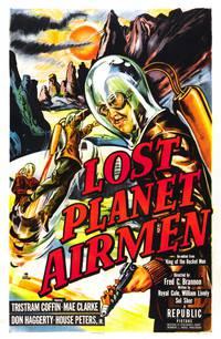 Постер Lost Planet Airmen