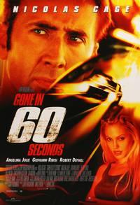 Постер Угнать за 60 секунд