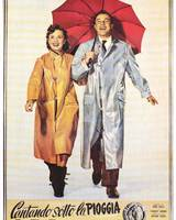 """Постер из фильма """"Поющие под дождем"""" - 4"""