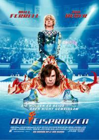 Постер Лезвия славы: Звездуны на льду