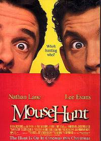 Постер Мышиная охота