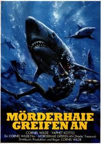 Постер Sharks' Treasure