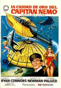 Постер Капитан Немо и подводный город