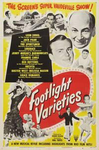 Постер Footlight Varieties