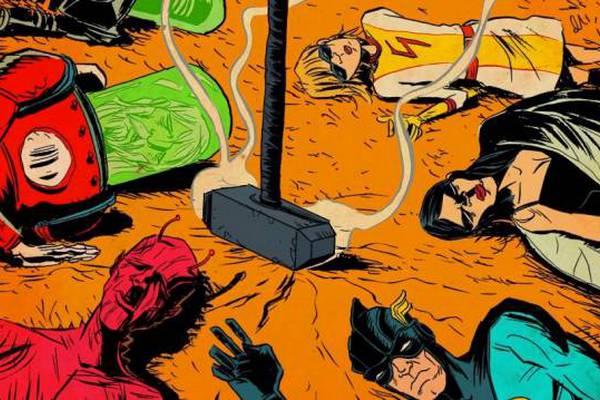 Legendary намерена экранизировать комикс «Черный молот