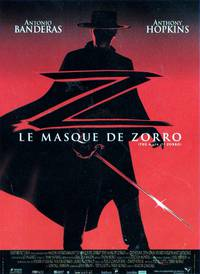 Постер Маска Зорро