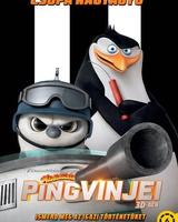 """Постер из фильма """"Пингвины Мадагаскара"""" - 9"""
