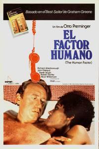 Постер Человеческий фактор