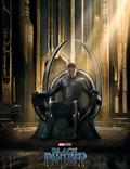 """Постер из фильма """"Чёрная Пантера"""" - 1"""