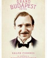 """Постер из фильма """"Отель «Гранд Будапешт»"""" - 2"""