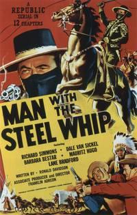 Постер Человек со стальным кнутом