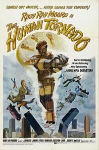 Постер Человек-торнадо