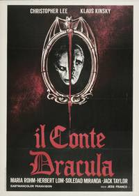 Постер Граф Дракула