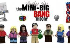 Герои «Теории большого взрыва» превратятся в фигурки Lego