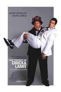 Постер Чак и Ларри Пожарный случай