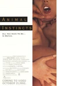 Постер Животные инстинкты (видео)
