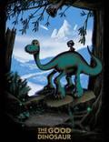 """Постер из фильма """"Добрый динозавр"""" - 1"""