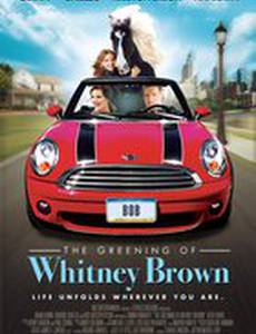 Молодость Уитни Браун