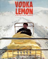 Постер Водка Лимон