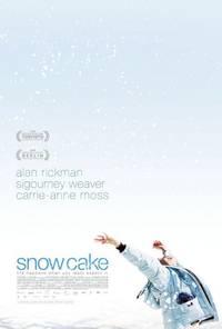 Постер Снежный пирог