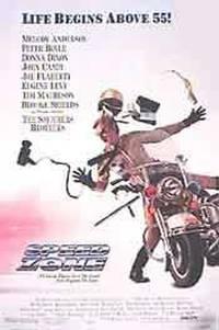 Постер Зона скорости
