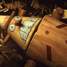 """Кадр из фильма """"Урфин Джюс и его деревянные солдаты"""" - 2"""
