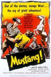 Постер Mustang!