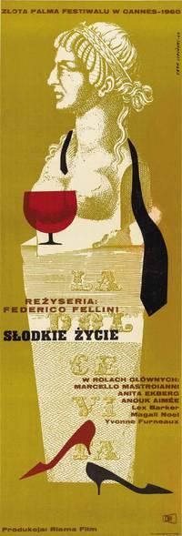 Постер Сладкая жизнь