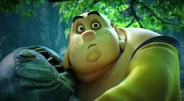 """Кадр из фильма """"Король обезьян"""" - 1"""