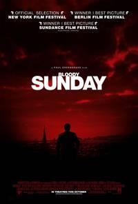 Постер Кровавое воскресенье