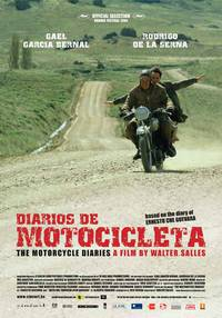 Постер Че Гевара: Дневники мотоциклиста