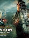"""Постер из фильма """"Падение Лондона"""" - 1"""